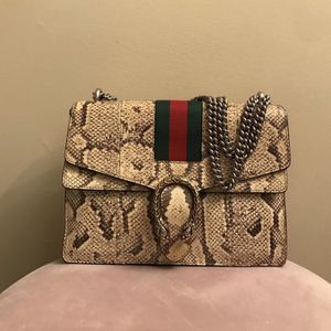 Gucci Dionysus Beige Python Bag Medium for Sale in Los Angeles, CA