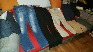 Kids pants, clothes 10,12h,14,16 for Sale in Brooklyn, NY