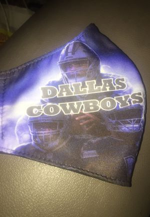 Dallas Cowboys face mask for Sale in Forestville, MD