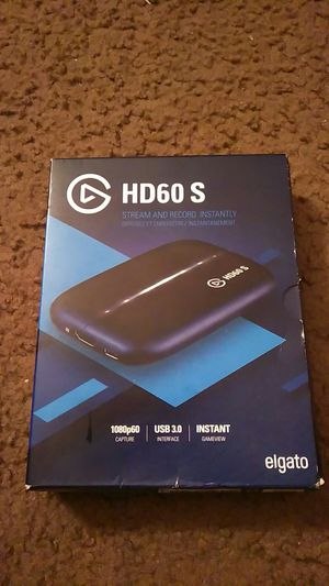 HD60 S capture card HD for Sale in St. Louis, MO