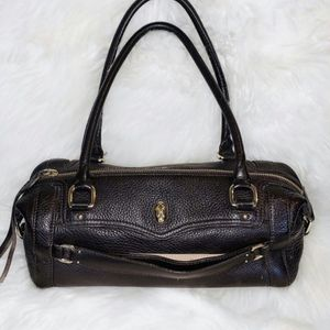 Authentic Cole Haan Purse Brown Leather for Sale in Gilbert, AZ