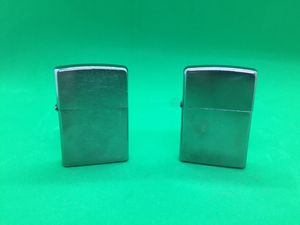 Collectible Zippo Lighters 2 for $20 2015 / 2016 for Sale in Cincinnati, OH