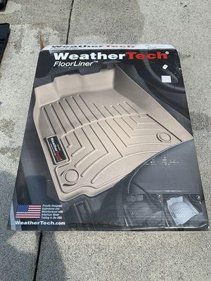 WeatherTech floor mats for Sale in Gray, TN