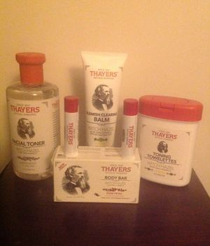 Thayers beauty skin clean care for Sale in Lowell, MA