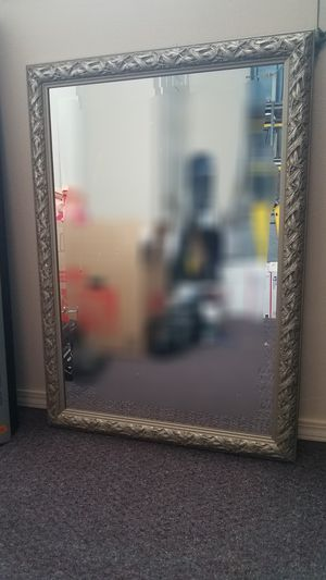 Framed mirror for Sale in Renton, WA