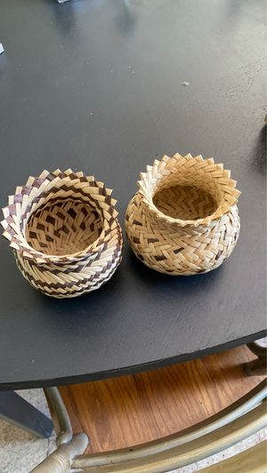 Vintage small Baskets for Sale in Santa Rosa, CA
