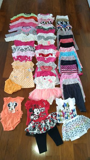 54pc 3-6m Baby Girl's Clothes for Sale in Manassas, VA
