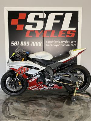 2008 Yamaha R6 Race PARTS SELLING PARTS ONLY for Sale in Boca Raton, FL