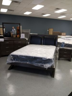 5pc bedroom set 50down same day delivery for Sale in Grove City, OH