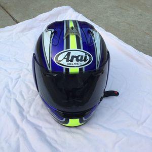 Arai RX-7 Cordair Gibernau Sete motorcycle helmet Large for Sale in Lakewood, CA