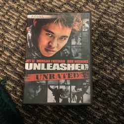 Unleashed DVD Jet Li Morgan Freeman for Sale in Portland,  OR
