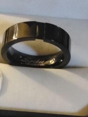 BN men's black ring for Sale in Denver, CO
