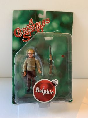 A Christmas story figure (OFFERS ONLY) for Sale in Medina, OH