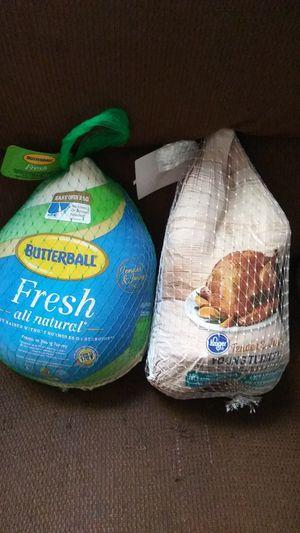 2 Free Turkeys for Sale in Los Angeles, CA