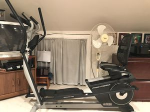Preform elliptical for Sale in New Hill, NC