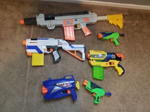 KIDS TOY GUNS for Sale in Colton, CA