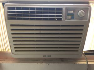 AC window unit Samsung for Sale in Baltimore, MD
