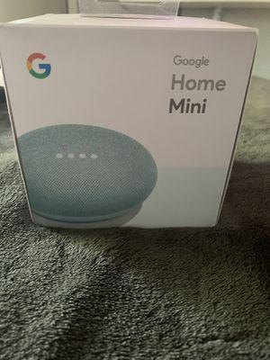 Google home mini for Sale in Phoenix, AZ