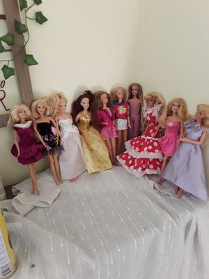 Barbie doll lot for Sale in Evansville, IN