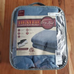 Biddeford Comfort Knit Heated Electric Blanket for Sale in Tacoma, WA