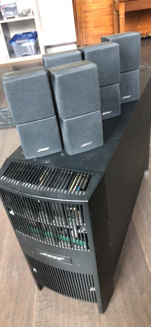 Bose Acoustimass 10 Series iii for Sale in Round Rock, TX