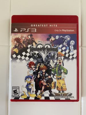 Kingdom Of hearts HD 1.5 Remix for Sale in Elk Grove, CA