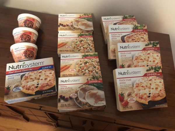 Nutrisystem Food