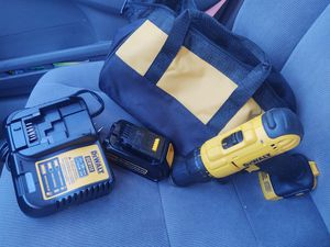 Dewalt combo drill all new firm price or I'll block you how is that ?? for Sale in Modesto, CA