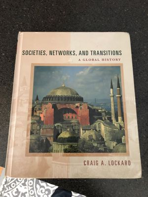 Societies, Network and Transitions for Sale in Chicago, IL