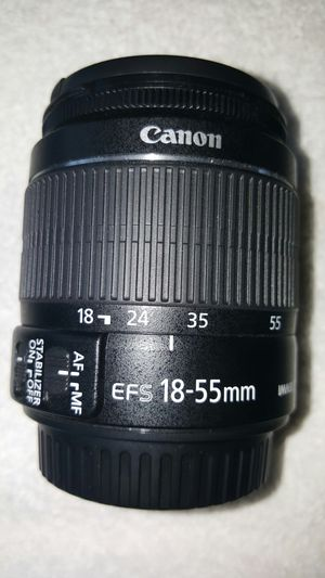 Camera lense by Canon for Sale in DeSoto, TX