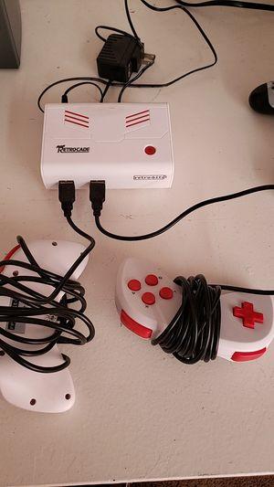 Retrocade emulator Sega Nintendo super Nintendo for Sale in Las Vegas, NV
