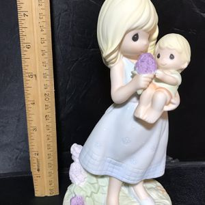 "Precious Moments figurine #640004 ""A Mother's Love Grows By Giving"" for Sale in Irvine, CA"