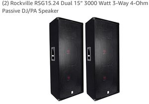 Loud Speakers for Sale in Elk Grove, CA
