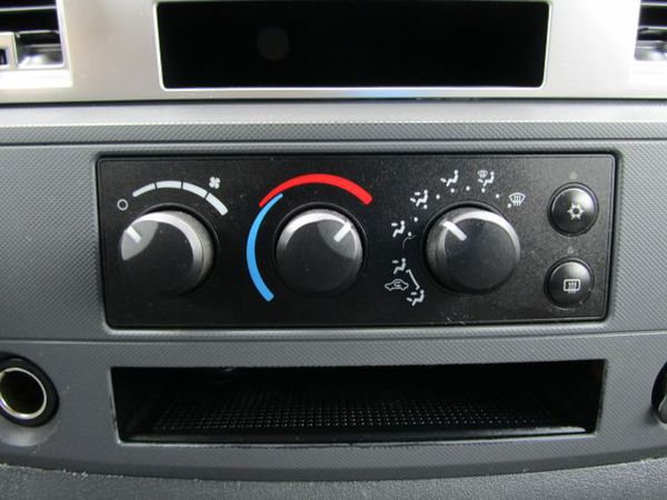 2007 Dodge Ram 1500 Quad Cab