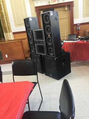 Pro audio for Sale in Freeport, NY