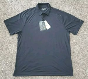 Men's Arnold Palmer Golf Polo Shirt Size XXL Black for Sale in Tampa, FL