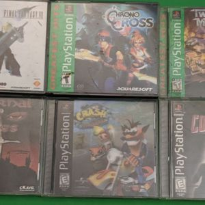 PS1 Games with Manuals for Sale in Mountlake Terrace, WA