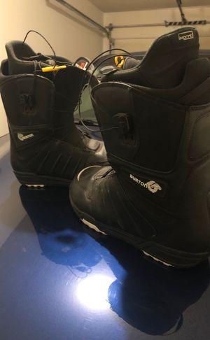 Burton snowboard boots for Sale in Traverse City, MI