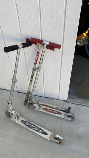3 Scooters for Sale in Lawndale, CA