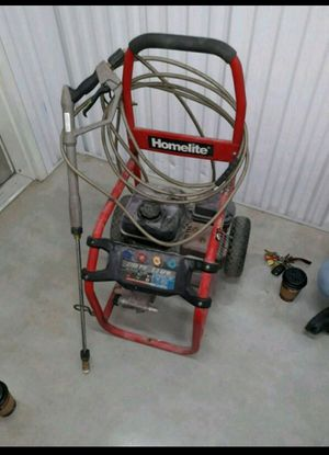Homelite pressure washer for Sale in Snohomish, WA