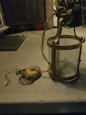 Light fixture for Sale in Fountain Valley, CA
