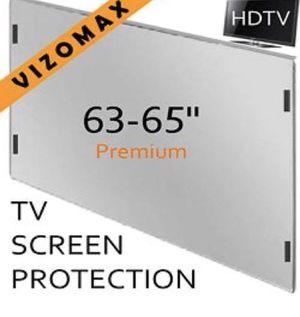 Vizomax TV Screen Protector for 60-65 inches TV for Sale in Chula Vista, CA