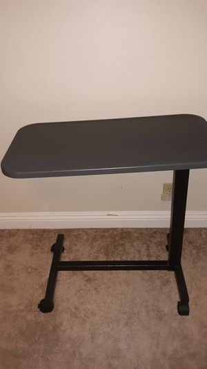 Adjustable laptop table ,standing table for Sale in Scottsdale, AZ
