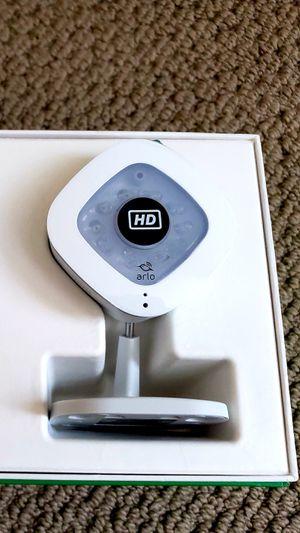 Arlo Q 1080p HD & Night Vision Security Camera for Sale in Auburn, WA