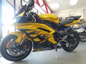 2008 YAMAHA YZFR6 MOTORCYCLE | Clean title for Sale in Millbrae, CA