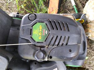 Johndeer JS63 self propelled lawn mower for Sale in Sequim, WA