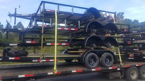 Brand new utility trailers better built 2021 for Sale in Miami, FL