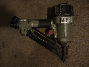 Nail gun (porter cable) for Sale in Kansas City, KS