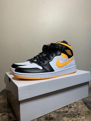 "Air Jordan 1 ""Black Laser"" Size 10.5 Men for Sale in Arlington, TX"