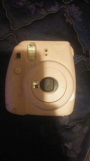 Insta max throw back poloraoid camera for Sale in Arvada, CO